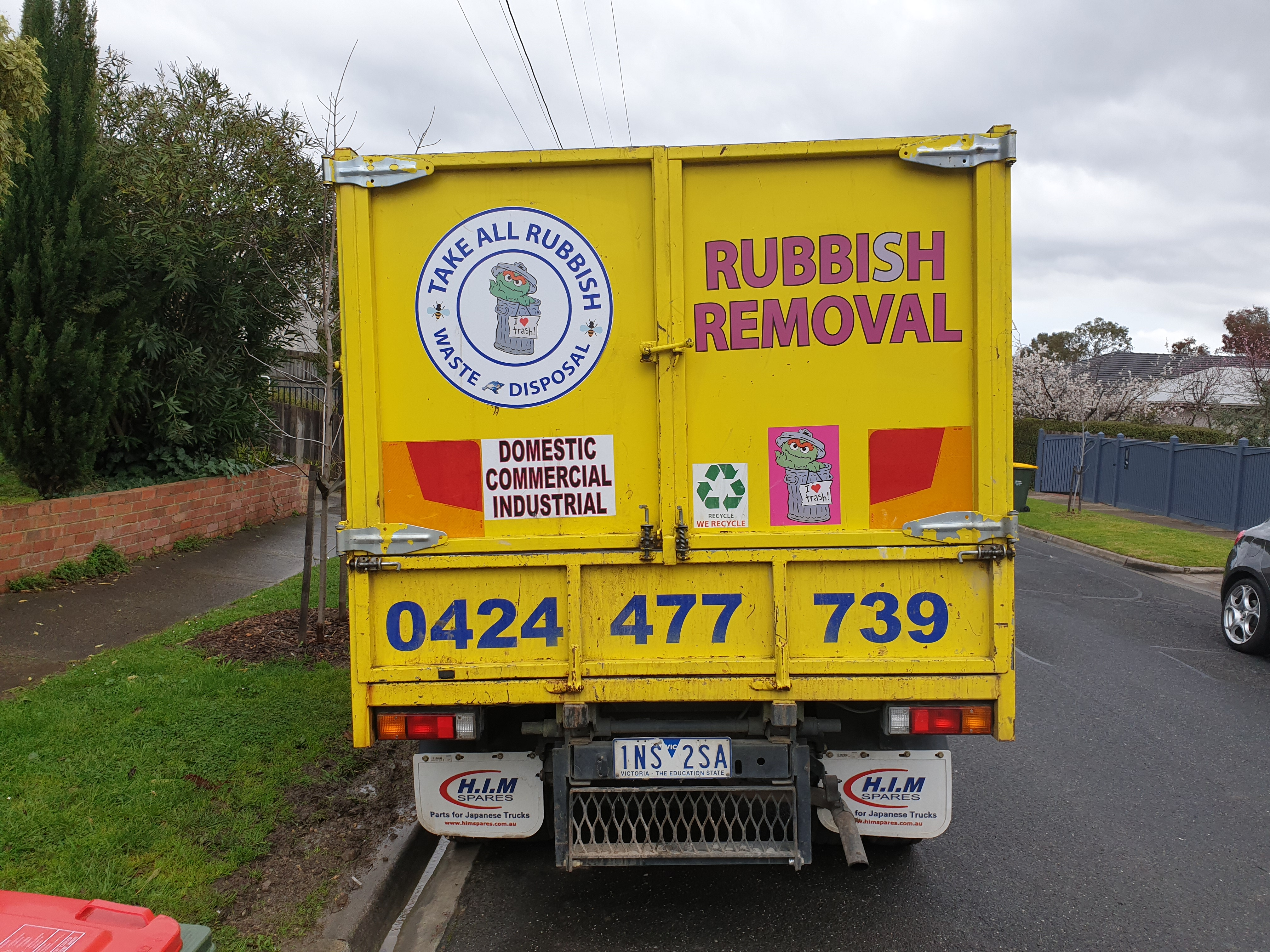 Rubbish Removal in Burwood